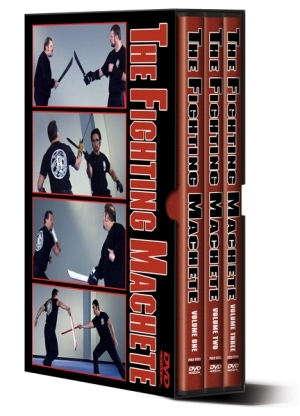 DVD Cold Steel - The Fighting Machete arte, martiale, demonstratie, autoaparare, macete